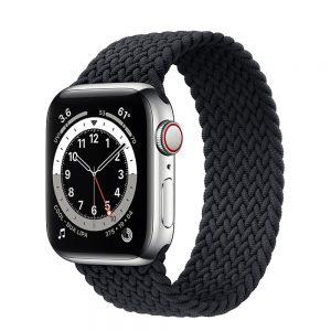 ساعت هوشمند اپل واچ سری 6 آلومنیوم نقره ای سایز 40