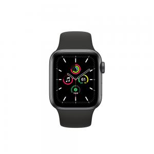 ساعت هوشمند اپل واچ سری SE آلومنیوم خاکستری سایز 40